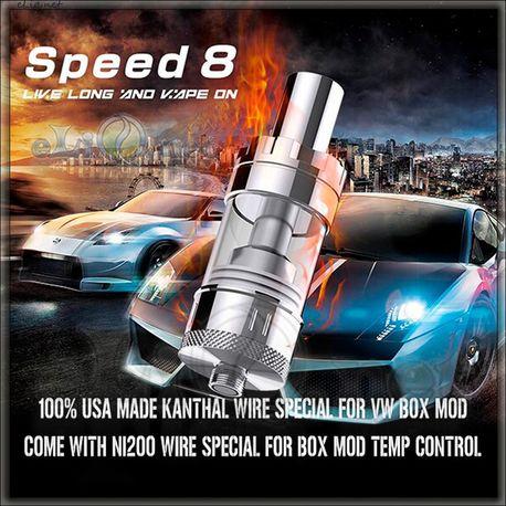 SMY original Speed8. Атомайзер. Оригинал.