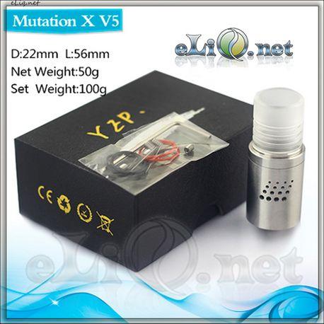 [Yep] Mutation x V5 RDA - ОА для дрипа. клон. Мутация