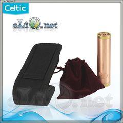 Yep Celtic 18500 / 18650 Mechanical MOD - механический мод, клон. Селтик. + два чехла.
