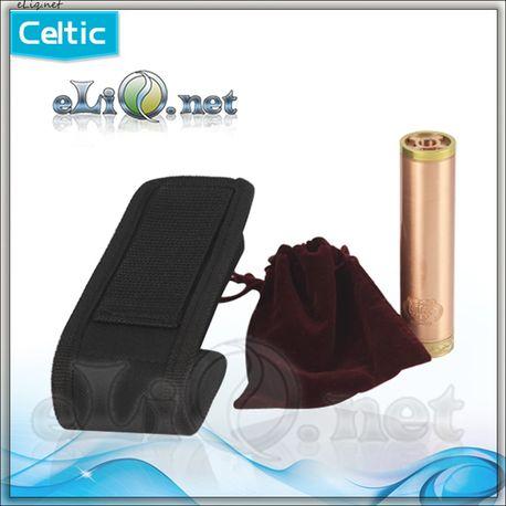 Yep Celtic 18650 Mechanical MOD - механический мод, клон.
