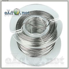 UD  0.65 / 0.8  мм Кантал / фехраль (Kanthal A1 FeCrAl) Youde