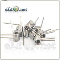 UD Kanthal & Nichrome, кантал / нихром - готовая намотка (спираль)