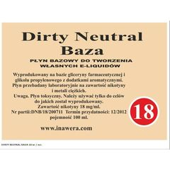 БАЗА Dirty Neutral  (18) Inawera