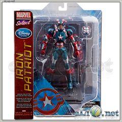Фигурка Железный патриот. Iron Patriot. Marvel. (Disney)