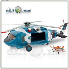 Огромный вертолет Hector Гектор Вектор Делюкс. Самолет Дасти. Літачки Дисней