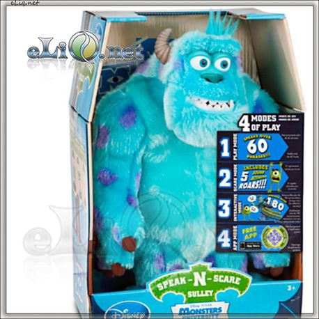 Интерактивная игрушка Sulley (Disney)