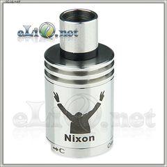 EHPRO  Nixon RDA - обслуживаемый атомайзер для дрипа. Настоящий Никсон, не клон!
