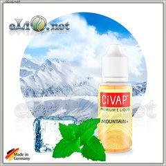10ml CiVAP Premium - премиум жидкости для электронных сигарет из Германии.
