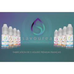 Savourea France - премиум жидкости для электронных сигарет из Франции.