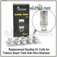 Сменный испаритель для Tobeco Original Super Tank. Кантал.