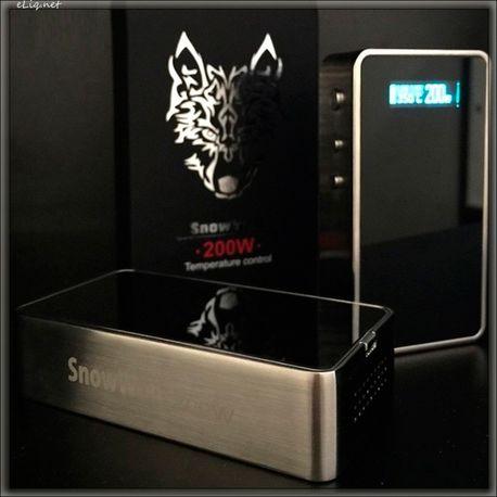 Snow Wolf (200W) TC Mod - боксмод-вариватт с температурным контролем.