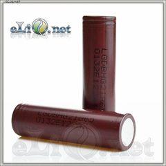 [20A] LG HG2 3000mah 18650  - flat top - Высокотоковый аккумулятор без защиты. Шоколадка.