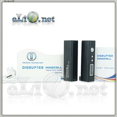 50W Innokin Disrupter InnoCell VV/VW Kit - 2000mAh - варивольт-вариватт