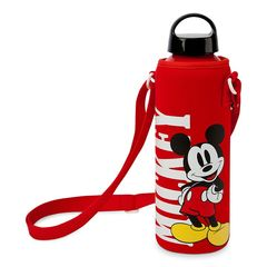 Микки Маус термо-бутылочка для воды!