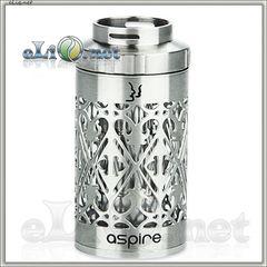 Aspire Triton Steel Hollowed-out Sleeve - колба из нержавеющей стали и стекла на тритон.