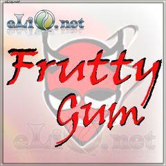 Fruity Gum TW (eliq.net) - жидкость для заправки электронных сигарет. Фруктовая жвачка.