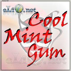 Cool Mint Gum TW (eliq.net) - жидкость для заправки электронных сигарет. Настоящий табак с ментолом