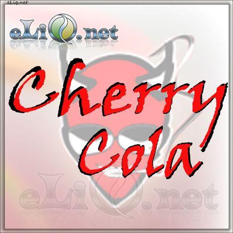 Cherry Cola TW (eliq.net) - жидкость для заправки электронных сигарет. Вишневая кола.