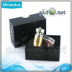 [Yep] Mirandus RBA - обслуживаемый атомайзер. Генезис.