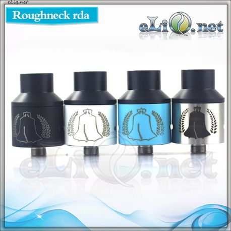 [Yep] Mini Roughneck RDA - ОА для дрипа. клон.
