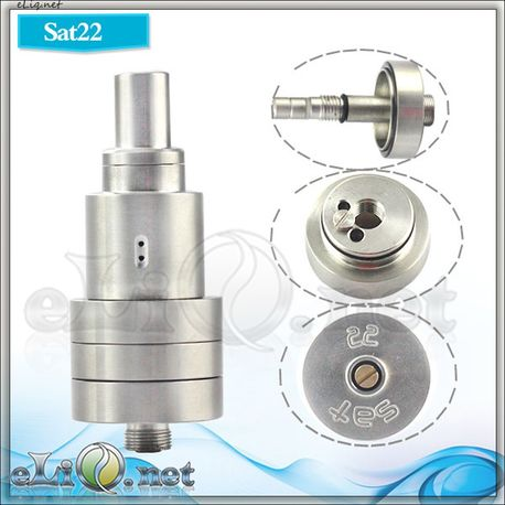 [Yep] Sat22 RBA - ОА  из нержавеющей стали. клон. Генезис.