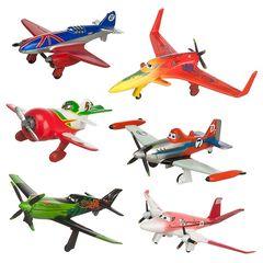 """Игровой набор """"Самолеты. Реактивные гонщики"""" (Planes. Disney)."""