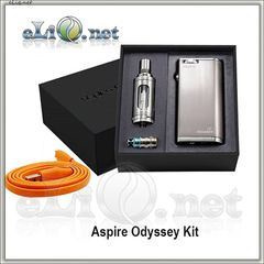 Aspire Odyssey TC Kit with Triton Tank and Pegasus Box MOD