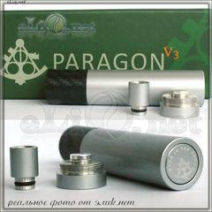 Paragon V3 18650 Mechanical Mod. Механический мод, клон.