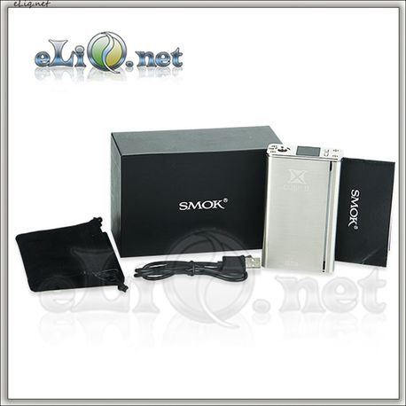 160W SMOK XCube II TC/VW Bluetooth MOD - блютуз боксмод вариватт с температурным контролем.