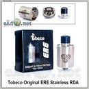 [Tobeco] Original ERE RDA - Обслуживаемый атомайзер для дрипа. Оригинал.
