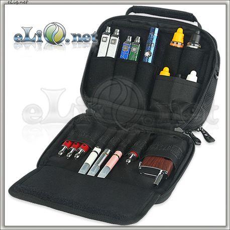 UD Double Deck Vapor Pocket W/ Shoulder Strap. Вместительная двусторонняя сумка с ремнем для переноски множества полезных штук.