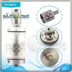 Orchid 26650 - обслуживаемый атомайзер. Орхидея.