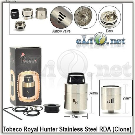[Tobeco] Royal Hunter RDA - ОА для дрипа. клон.