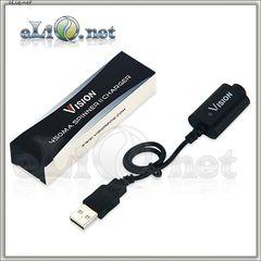 Vision eGo USB Charge  Certificated. Зарядное устройство для eGo батареек