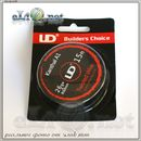 UD Twisted Wire 30ga*3 Плетенный кантал А1. 10м.