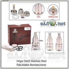 [Hcigar] Sat22 RBA - ОА  из нержавеющей стали. клон. Генезис.