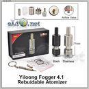 Yiloong Fogger 4.1 Rebuildable Atomizer. Обслуживаемый атомайзер, оригинал.