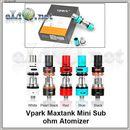 Vpark Maxtank Mini Sub Ohm Atomizer - 1.5ml - сабомный атомайзер.