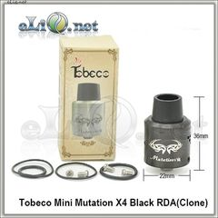 Tobeco Mini Mutation x V4 RDA - ОА для дрипа. клон. Маленькая Мутация