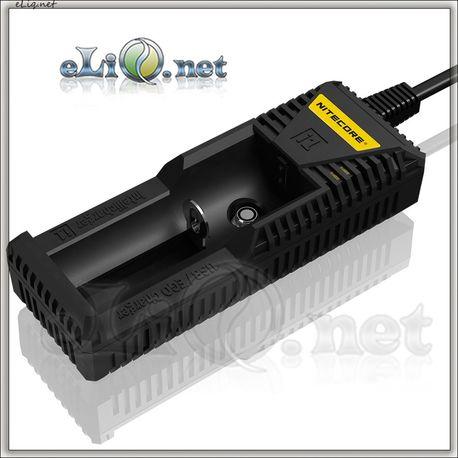 i1 Sysmax / Nitecore Intellicharger -2015 version- Интеллектуальное зарядное устройство. Made for vapers