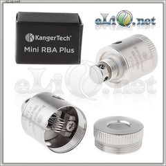 [Kangertech] Mini RBA Plus Coil. Оригинальный обслуживаемый испаритель для KangerTech Subtank Mini / Plus