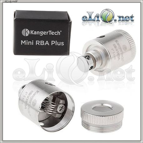 Mini RBA Plus Coil. Обслуживаемый испаритель для KangerTech Subtank Mini / Plus