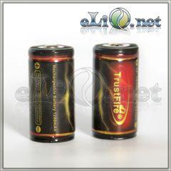 [18350] Trustfire Protected Li-ion batteries (1200mAh) защищенный аккумулятор