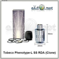 [Tobeco] Phenotype-L RDA - ОА для дрипа. клон.