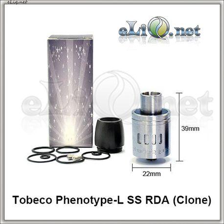 [Tobeco] Phenotype-L RDA - ОА для дрипа. клон.