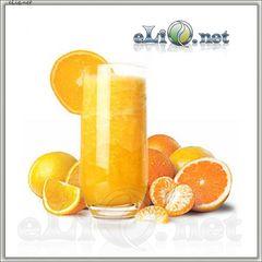Апельсинчик с Мандаринкой (eliq.net) - жидкость для заправки электронных сигарет, цитрусовый микс.