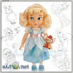Кукла Принцесса-малышка Золушка (Disney)