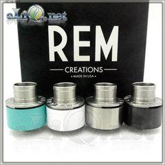 [Madao] REMatty RDA - обслуживаемый атомайзер для дрипа. клон.