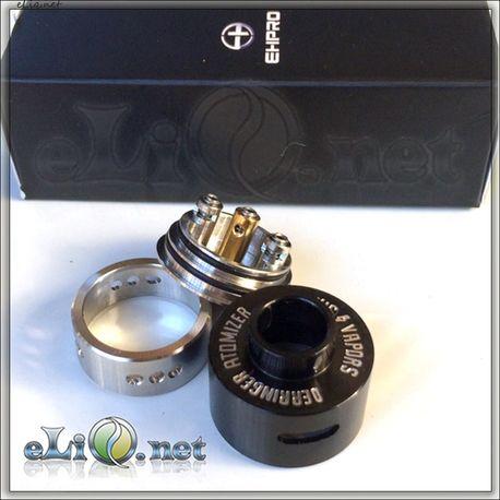 Ehpro Derringer RDA - ОА для дрипа. Черный. Клон.