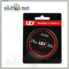 UD Никель Nickel 200 d 0.32мм, 28AWG